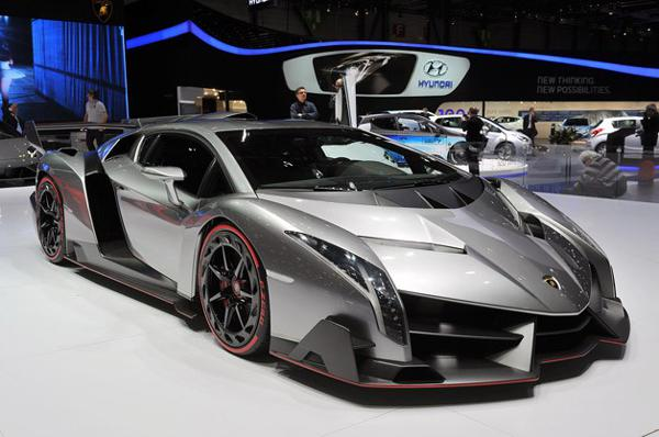 The highlights of 2013 Geneva Motor Show.