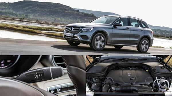 Land Rover Discovery Sport vs Mercedes-Benz GLC