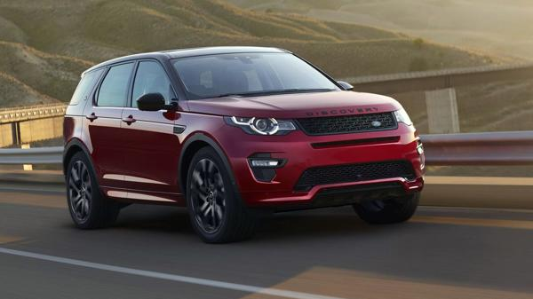 Land Rover begins taking orders for the 2017 Discovery Sport in Japan