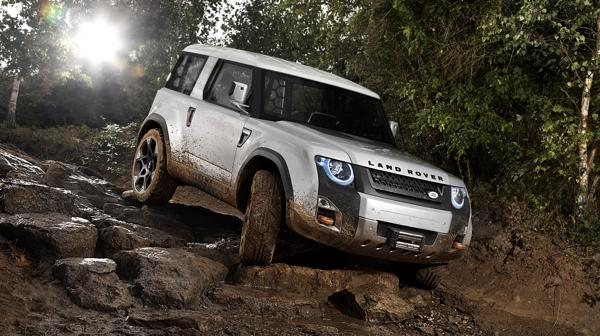 Land Rovers next Defender will be an aggressive off-roader