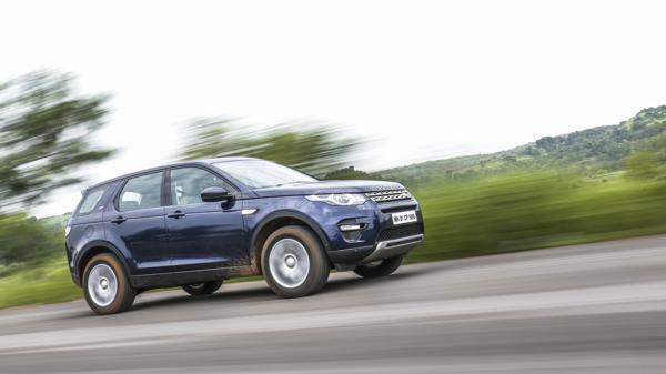 Jaguar Land Rover sales grow by 49 per cent in India