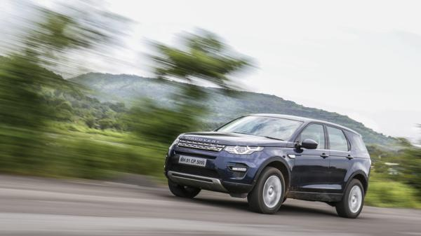 2017 Land Rover Discovery Sport HSE First Drive Review