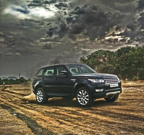 Range Rover Sport Photos 13