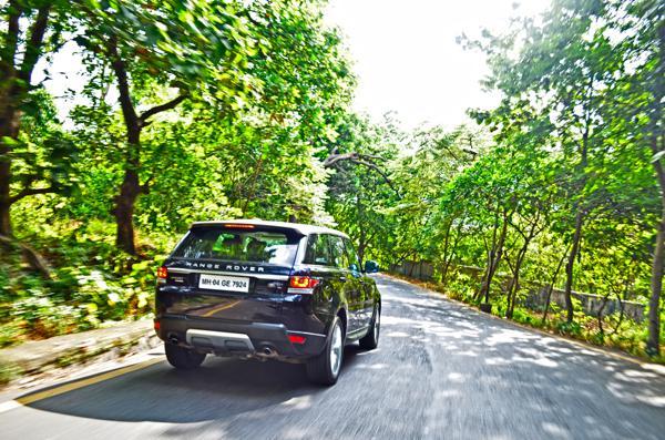 Range Rover Sport Photos 16