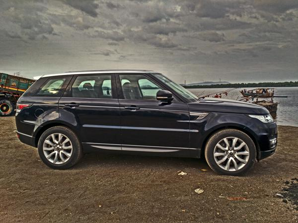 Range Rover Sport Photos 9