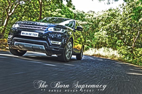 Range Rover Sport Review: Born Supremacy - CarTrade