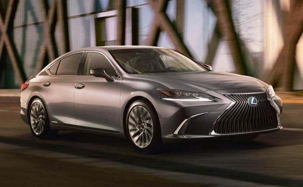 Lexus-ES-teased