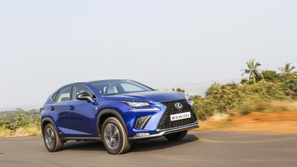 Lexus NX First Drive Review - CarTrade