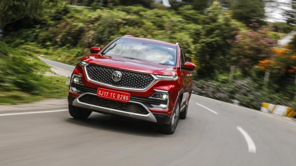 MG Hector First Drive Review - CarTrade