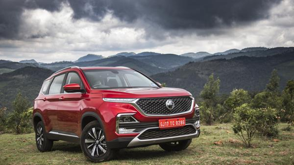 MG Hector First Drive Review