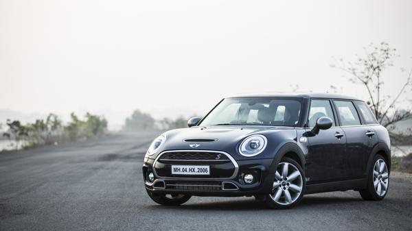 Mini Clubman First Drive Review - CarTrade
