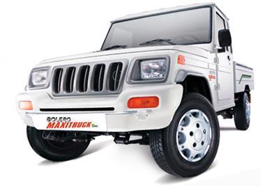 Mahindra Bolero Maxi Truck Plus pick-up launched at Rs. 4.33 lakh (ex-showroom )