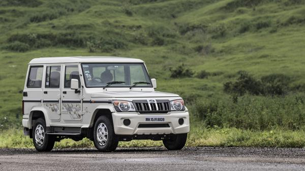 Mahindra Bolero First drive - CarTrade