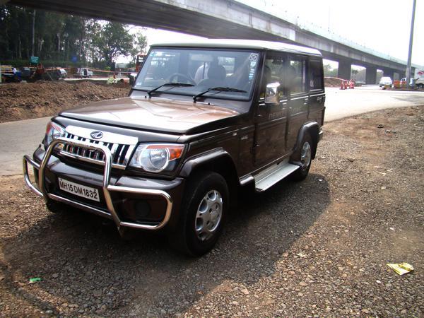 Mahindra Bolero ZLX Review - CarTrade
