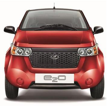 Mahindra Reva to launch much awaited E2O by the end of 2012-13 fiscal