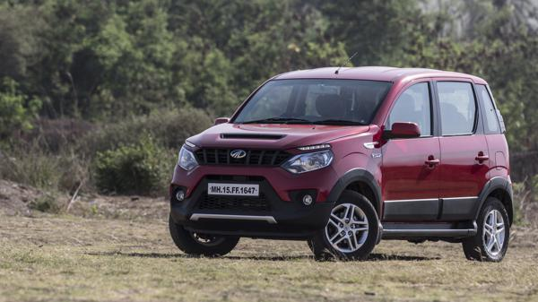 Mahindra NuvoSport AMT First Drive - CarTrade