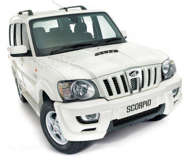 New Mahindra Scorpio SLE 4×4 now on official website