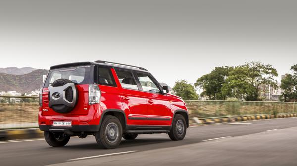 Mahindra TUV300 First Drive Review