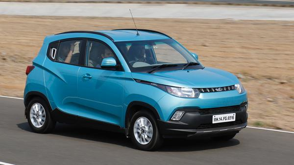 Mahindra KUV100 First Drive - CarTrade