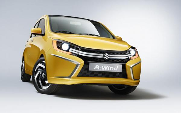 Maruti Suzuki A-Star replacement likely to be named Celerio