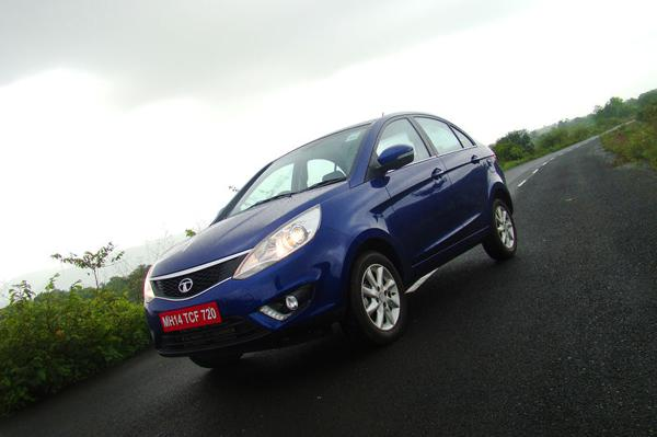 Maruti Suzuki Swift Dzire vs Tata Zest
