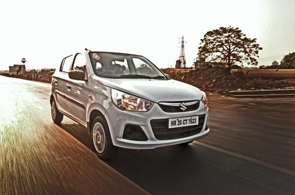Maruti Suzuki Alto K10 Review - CarTrade