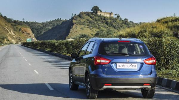 Maruti Suzuki S-Cross facelift First Drive Review