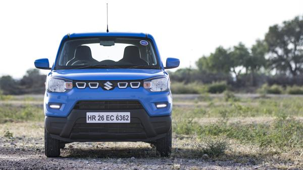 Maruti Suzuki S-Presso First Drive Review