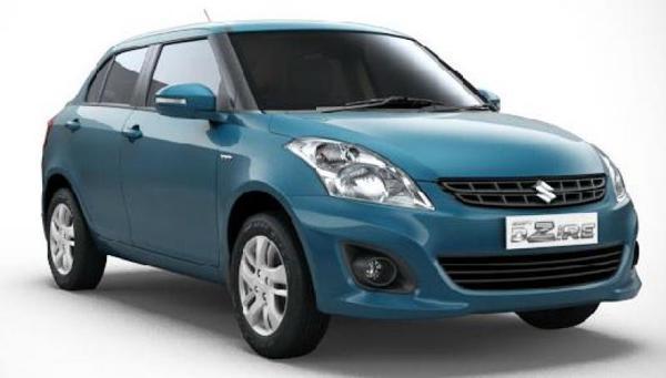 2) Maruti Suzuki Swift Dzire