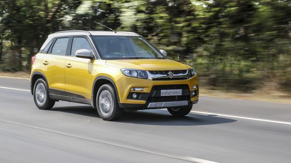Maruti Suzuki Vitara Brezza First Drive Review CarTrade Photos Images Pics India 20160311 77