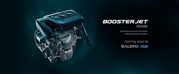 Maruti Suzuki Baleno RS teased ahead of its launch