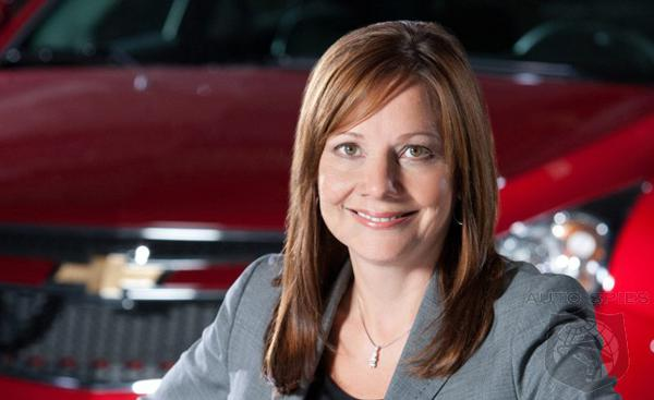 Mary Barra creates history, appointed as CEO of General Motors