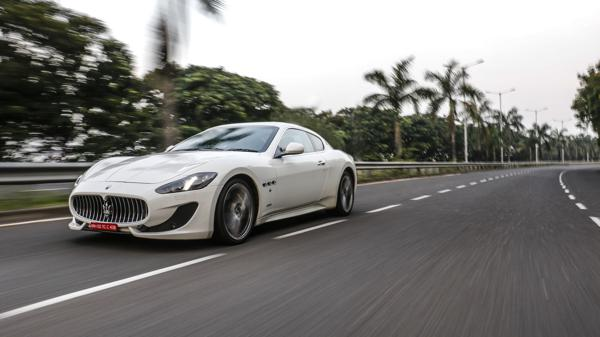 Maserati Gran Turismo Sport First Drive Review - CarTrade