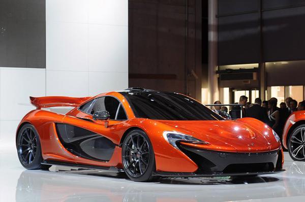 The highlights of 2013 Geneva Motor Show,