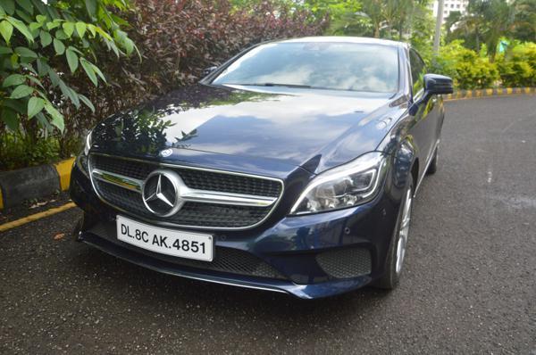 Mercedes Benz CLS Class 001