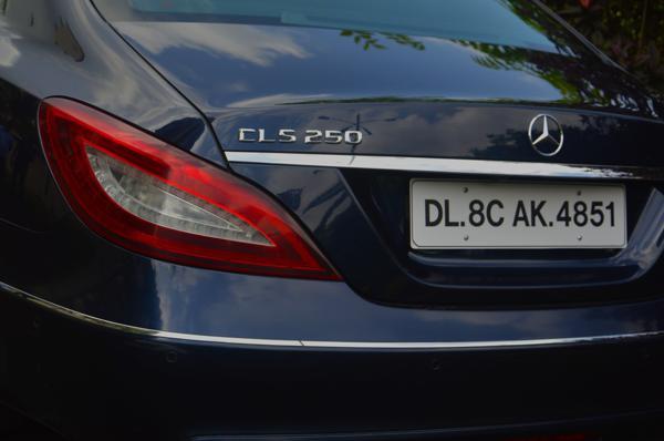 Mercedes Benz CLS Class 005