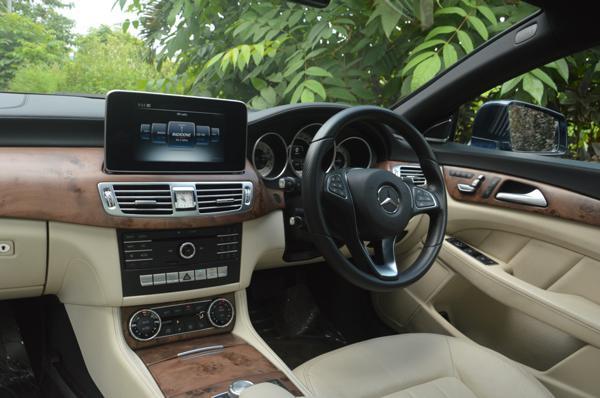 Mercedes Benz CLS Class 007