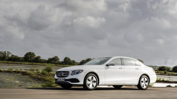 Mercedes-Benz E-Class E220d First Drive Review