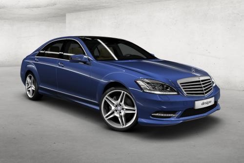 Mercedes-Benz S-Clas