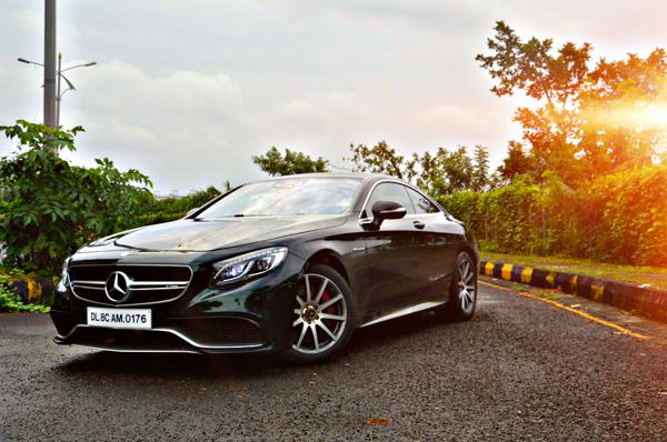 Mercedes-Benz S63 AMG Coupe Review: The quick S - CarTrade