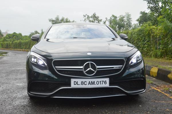 Mercedes Benz S63 AMG 001