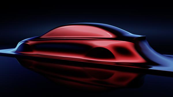 Mercedes Benz teases their future compact saloon design