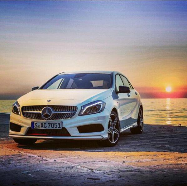 Mercedes-Benz A-Class unveiled before May 30 Indian launch.