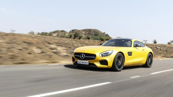 Mercedes AMG GT-S Detailed Expert Review - CarTrade