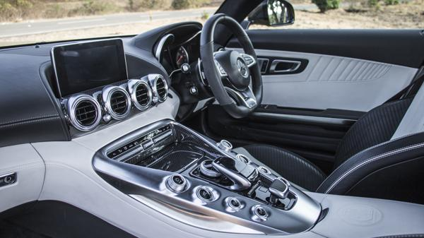 Mercedes GTs Vs Jaguar F Type Interior CarWale Photos Images Pics India 20160305 129