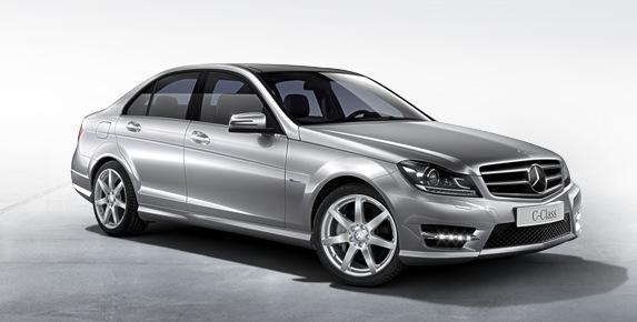 New Mercedes-Benz C-Class editions announced