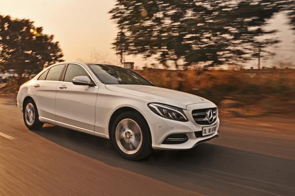 Mercedes Benz C Class Photos 9