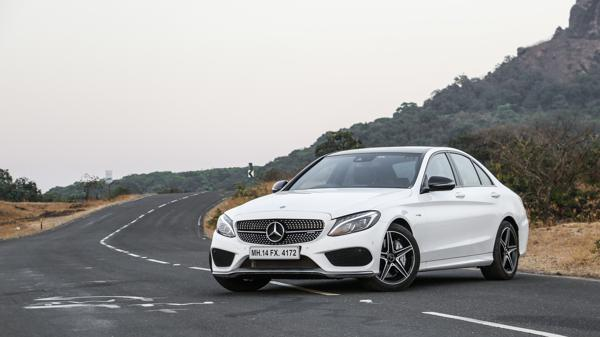 Mercedes-Benz C43 AMG First Drive Review - CarTrade