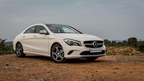 Mercedes-Benz CLA 200 Sport First Drive Review - CarTrade