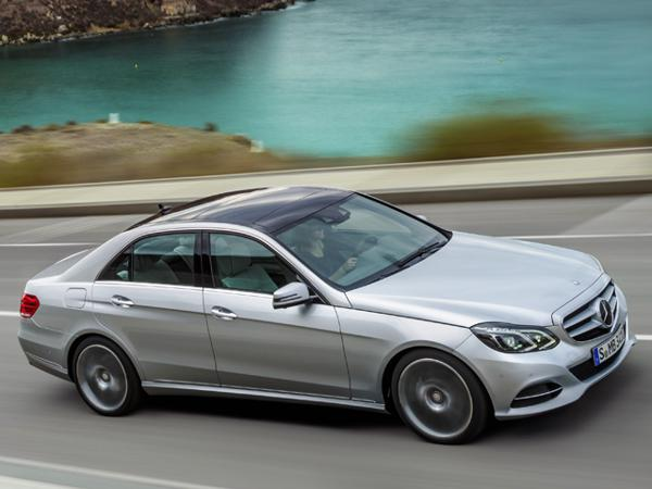 Mercedes-Benz E-class to be launched on June 25, 2013